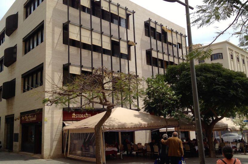 Centro de negocios Santa Cruz de Tenerife Centro de Negocios Santa Rosalia 49